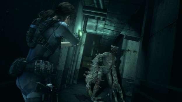 Resident Evil Revelations: screenshots