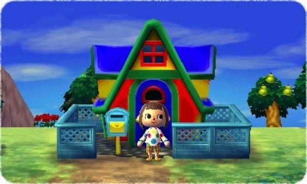 Animal Crossing 3DS: immagini
