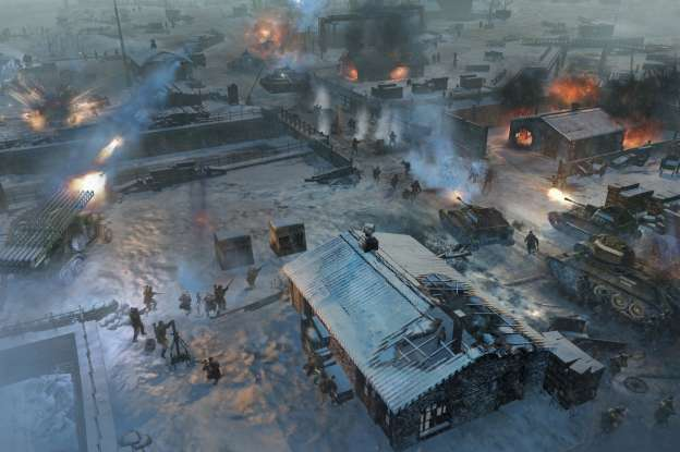 Company of Heroes 2: screenshots