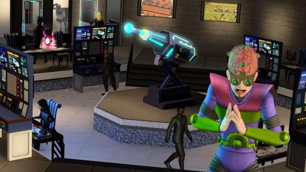 The Sims 3: espansioni Into the Future e Movie Stuff