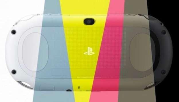 Nuova PS Vita: foto della console