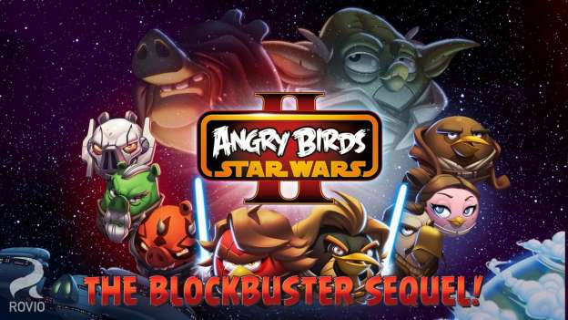 Angry Birds Star Wars 2: immagini