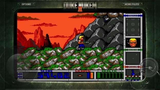 Duke Nukem 2: screenshots