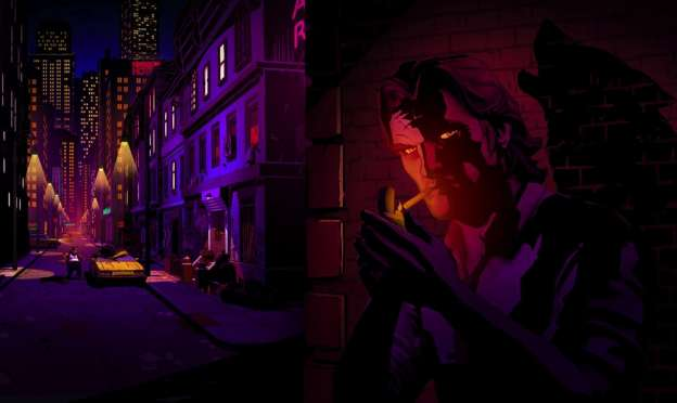 The Wolf Among Us: immagini
