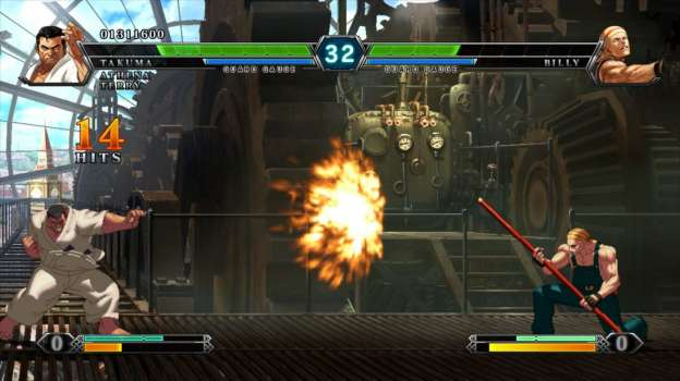 The King of Fighters XIII: immagini