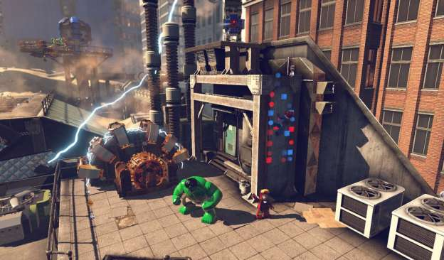 LEGO Marvel Super Heroes: immagini