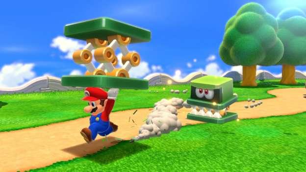 Super Mario 3D World: immagini