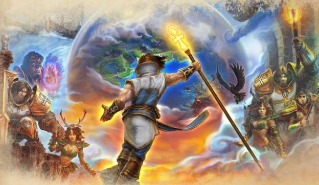 Ultima Forever Quest for the Avatar: immagini