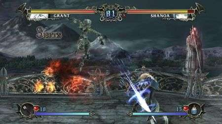 Castlevania Judgement per Wii