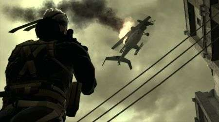 Metal Gear Solid 4 per playstation