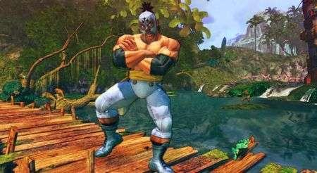 Street Fighter 4 El Fuerte