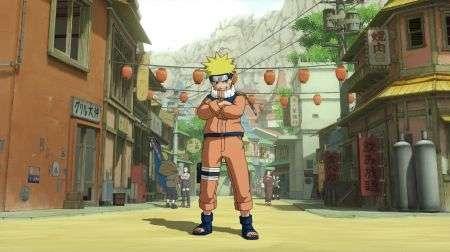 Naruto: PS3 Project