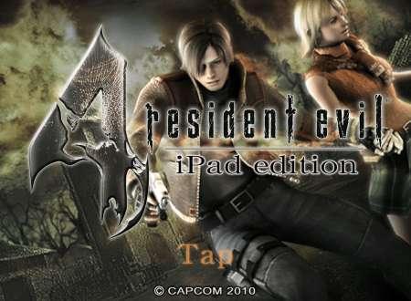 Resident Evil 4: immagini dell'edizione per iPad