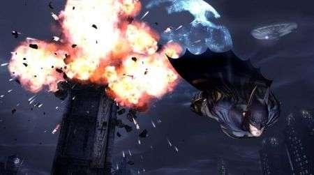 Batman: Arkham City - dettagli da Gotham City