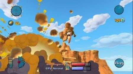 Worms Ultimate Mayhem: immagini del videogioco