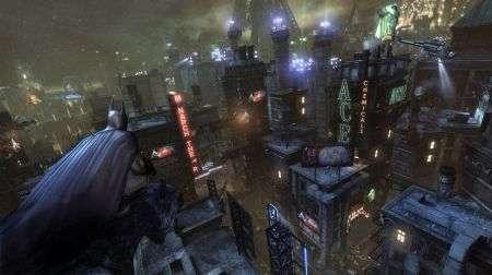 Batman Arkham City: quattro nuove immagini