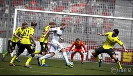 FIFA 12: il gioco di calcio anche su Mac