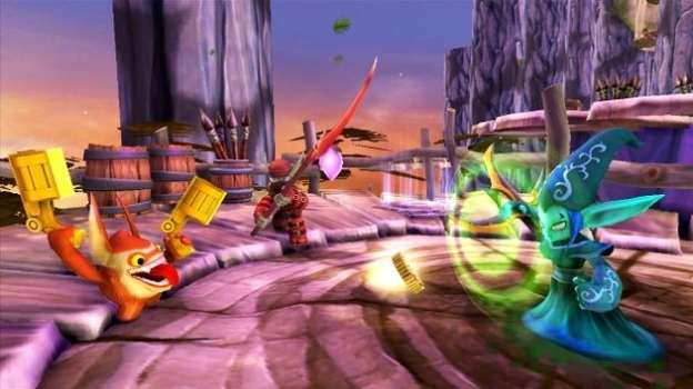 Skylanders Spyro's Adventure: un'esplosione di colori