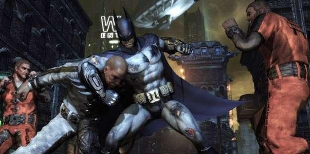 Batman Arkham City: nuove immagini del videogioco