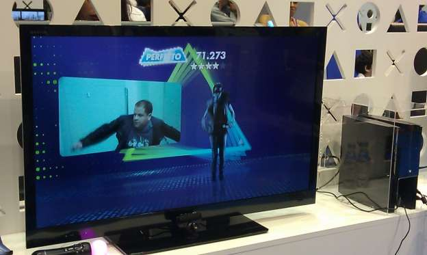 Anche Dance Star Party alla Games Week 2011: le foto