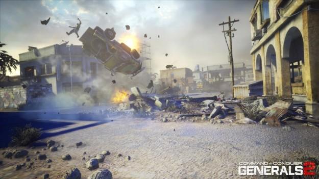 Command & Conquer: Generals 2 annunciato da BioWare con delle immagini
