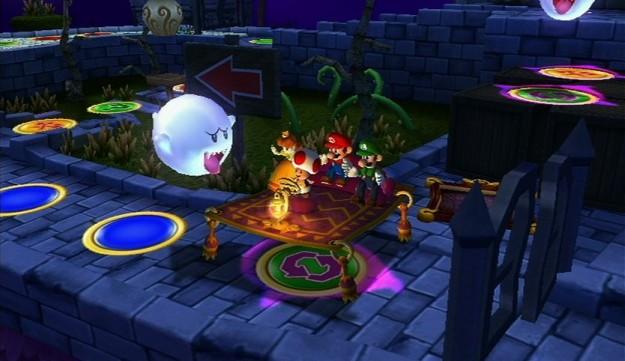 Mario Party 9: nuove immagini in anteprima