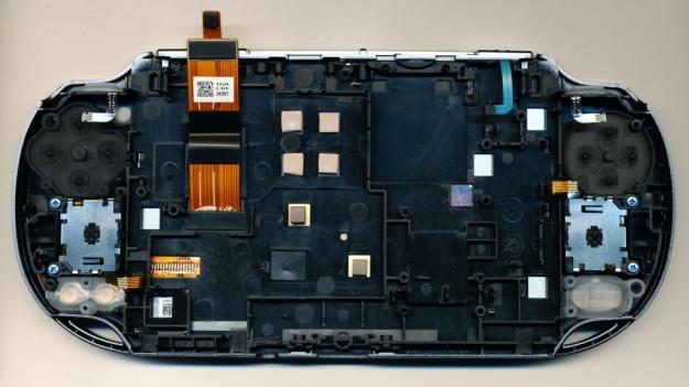 PS Vita: componenti