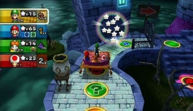 Mario Party 9: screenshots