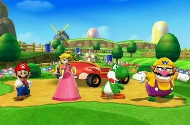 Mario Party 9: mini giochi