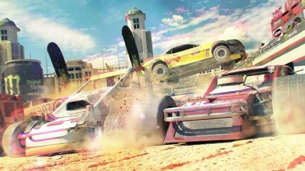 DiRT Showdown: auto