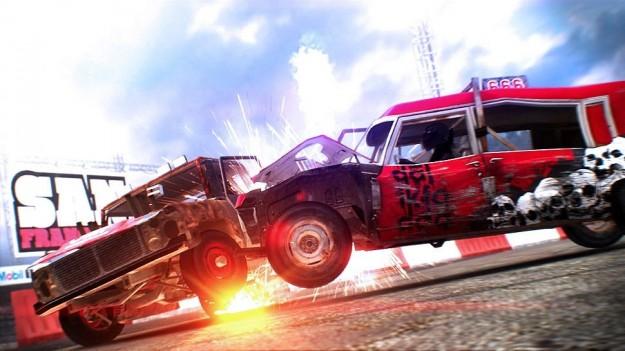 DiRT Showdown: nuove immagini del gioco