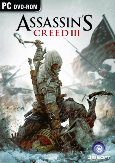 Assassin's Creed 3: cover PC