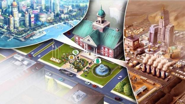 Sim City 5: immagini