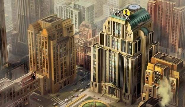 Sim City 5: palazzi