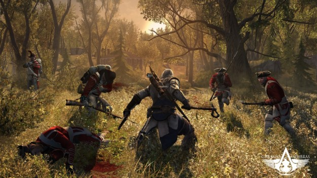 Assassin's Creed 3: screenshot