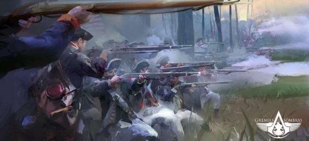Assassin's Creed 3: uscita del gioco