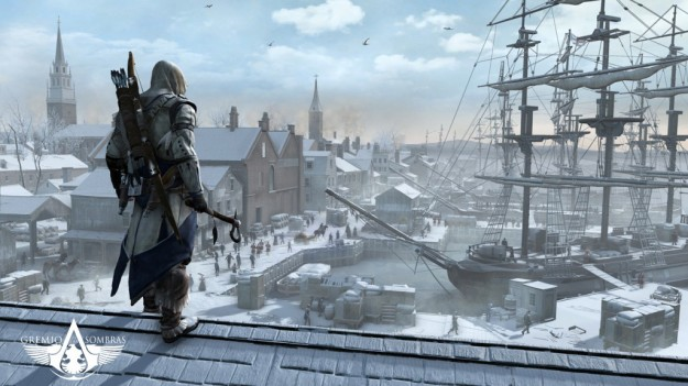 Assassin's Creed 3: immagini dalla frontiera