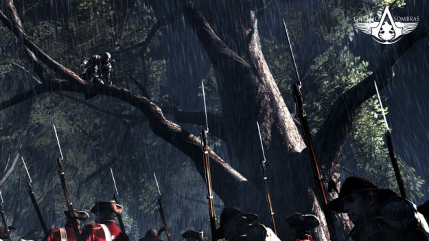 Assassin's Creed 3: America