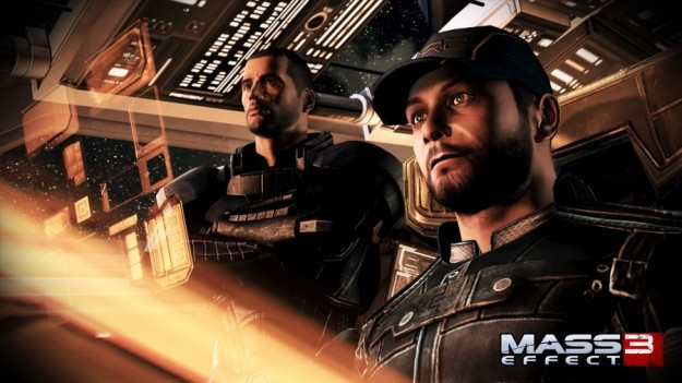 Mass Effect 3: action