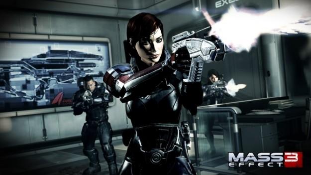 Mass Effect 3: azione