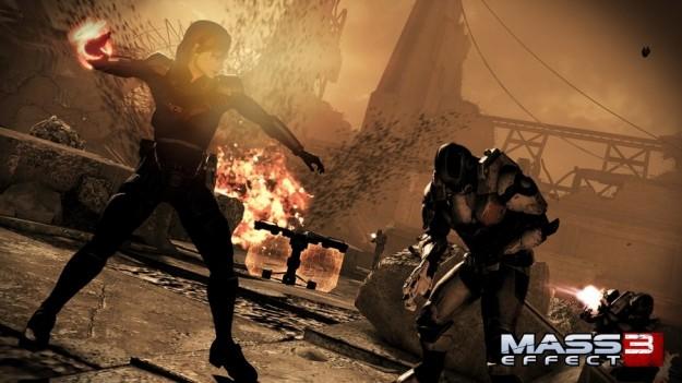 Mass Effect 3: personaggi