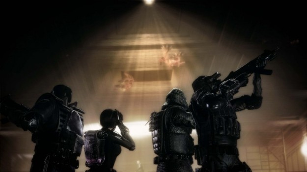 Resident Evil Operation Raccoon City: zombie
