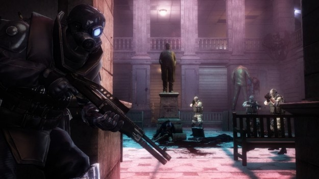 Resident Evil Operation Raccoon City: audio