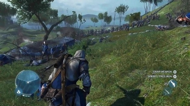 Le immagini in-game di Assassin's Creed 3