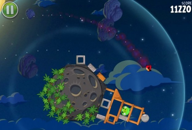 Angry Birds Space: Red Bird