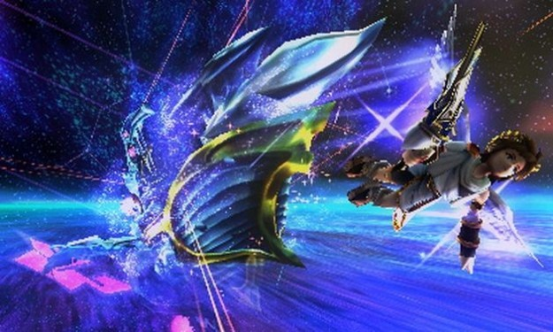 Kid Icarus Uprising: grafica