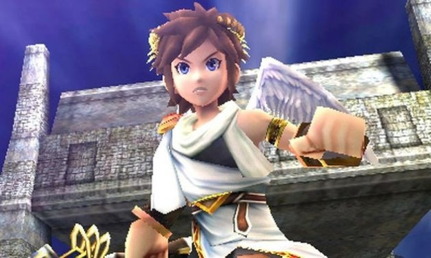 Kid Icarus Uprising: controllo