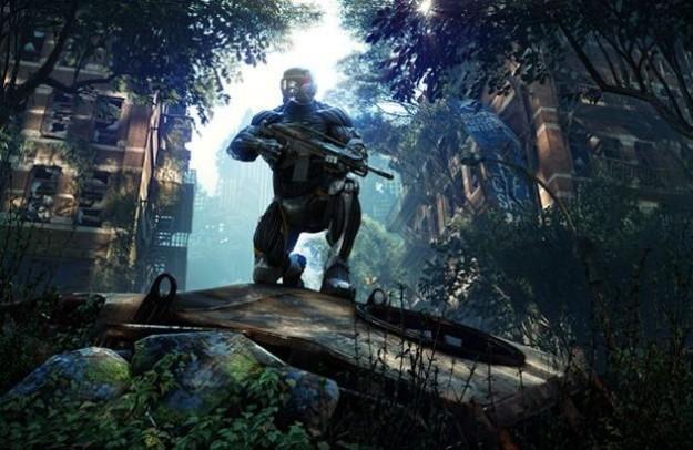 Crysis 3: le prime immagini del gioco