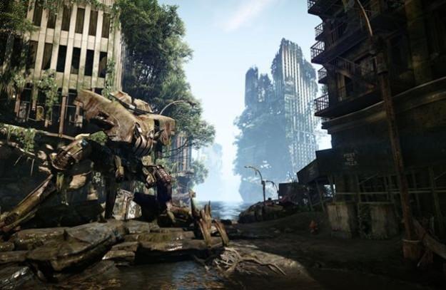 Crysis 3: Crytek