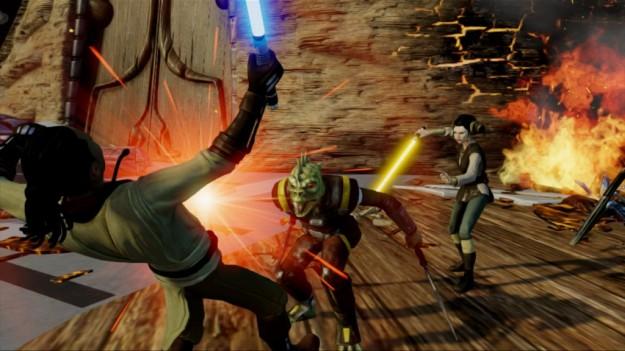 Kinect Star Wars: da giocare con Kinect